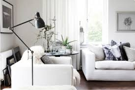 Nordic Interior Design Casual Nordic Interior In Black White And Grey Digsdigs