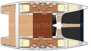 Catamaran Floor Plans Cat 52 Catamaran Hire In Ibiza Yacht Charter Ibiza