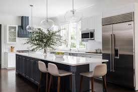 grey kitchen cabinets with brown wood floors 75 beautiful wood floor kitchen pictures ideas