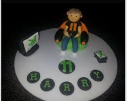 xbox cake topper xbox cake topper etsy