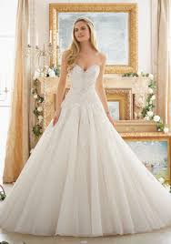 pink embroidered wedding dress dreamy gown wedding gown style 2877 morilee