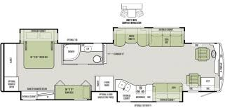 Class A Rv Floor Plans | 12 must see bunkhouse rv floorplans welcome to the general rv