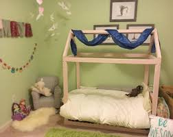 Floor Beds For Toddlers Montessori Bed Etsy