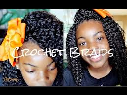 crochet braids kids simple hairstyle for kids hairstyles with weave images about kids