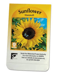 sunflower seed packets sunflower seed packet culver