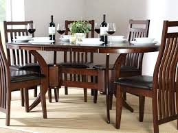 shaped dining table dining table design surprising oval shaped dining table designs for