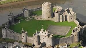 historical castles pembroke castle wales margaret beaufort gave birth to henry tudor