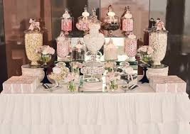 Pink And Black Candy Buffet by Pink Candy Dessert Tables Buffet Bar And Event Ideas