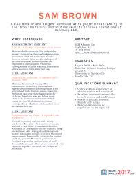 Sample Resumes For Accounting Things To Remember About Sample Chronological Resume