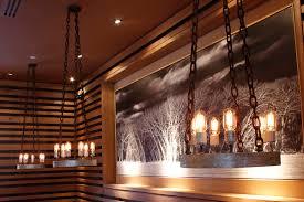 Designer Lighting Woodranch Restaurant U0026 Bar Spike Lighting