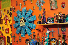 mexican bathroom decor decorating ideas not until outdoors