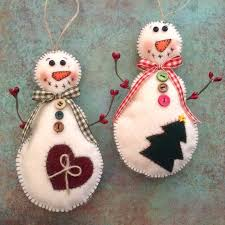 285 best felt snowmen images on felt snowman