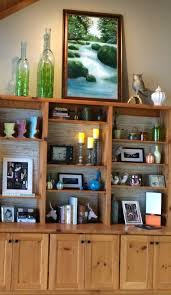 Bookcase Lamps The Perfect Bookcase Arrangement Mary Sherwood Lifestyles