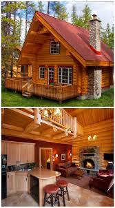 best 25 tiny log cabins ideas on pinterest small farmhouse plans