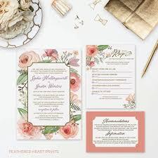 hochzeitsgeschenke fã r die gã ste 51 best wedding invitation collection feathered prints