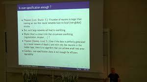 prof shai shalev schwartz efficient training of polynomial