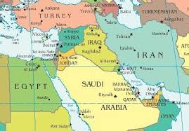 middle east map gulf of oman middle east political map and gulf countries and taxes