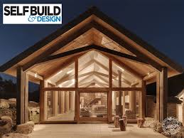 A Frame House Cost Green Oak Extension Oak Extensions Self Build Magazine Carpenter Oak