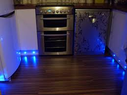 Kitchen Kickboard Lights My Projects Diy Cheap Plinth Kickboard Lighting