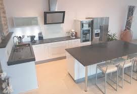 plan de cuisine moderne avec ilot central plan de cuisine avec ilot tourdissant plan cuisine ouverte avec