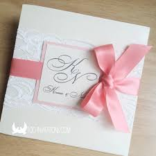 Wedding Invitations With Pockets Lace Wedding Invitations Free Shipping