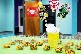 transformer rescue bots party supplies ethan turns 4 his rescue bots birthday party bash