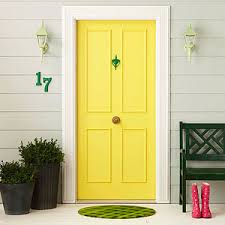 how to choose colors best colors for front doors