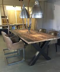 Esszimmer Retro Design Esstische Aus Massivholz Tischplatten U0026 Design Möbel Woodzs De
