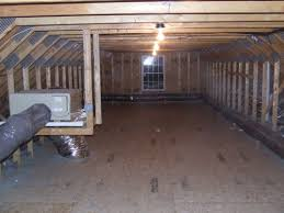 creating storage room with attic trusses home construction