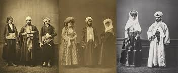 Ottoman Empire 19th Century 19th Century Portraits Of Jews In The Ottoman Empire By Pascal