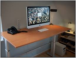 Lx Hd Sit Stand Desk Mount Lcd Arm Imac Desk Mount Vesa Experimental Projectiondesk