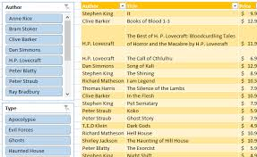 How To Make A Pivot Table In Excel 2010 Beyond Column Filters Slicers On Tables Office Blogs