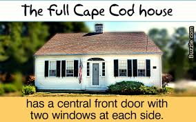 Cape Code Style House Features Of Cape Cod Style Houses