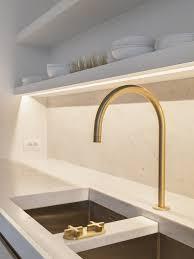 Gold Kitchen Cabinets - kitchen 2018 kitchen color best refrigerator modern kitchen