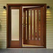 Wooden Doors Design Diyar Solid Wood Main Double Door Hpd412 Main Doors Al Habib