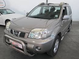 nissan x trail 2006 used nissan xtrail 2 5 se for sale