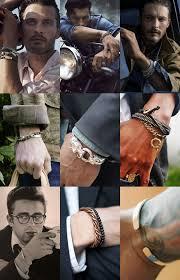 mens bracelet styles images Men 39 s bracelets trend fashionbeans jpg