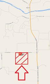 lipan map micro map 268 acre gorgeous property 801 road lipan