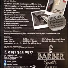 barber sports barbersports twitter
