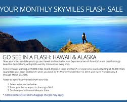 Hawaii where to travel in september images Delta skymiles flash sale to hawaii and alaska september 2017 jpg