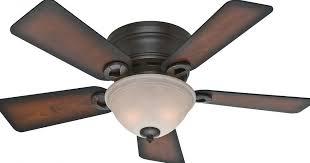 flush mount outdoor ceiling fan hunter flush mount ceiling fans without lights home design ideas