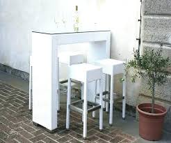 small pub table with stools small bar table with stools white bar table set home design engaging