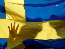 Swidish Flag Swedish Police Accused Of Covering Up Crimes Business Insider