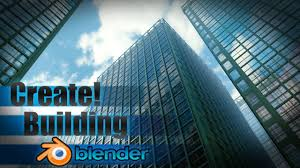 create a building create a large city building blender tutorial youtube