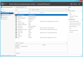 azure active directory domain services administer a managed