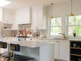 white shaker kitchen cabinets to ceiling kitchen cabinet soffit space ideas apartment therapy