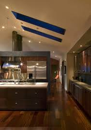 recessed lighting in kitchens ideas vaulted ceiling lighting ideas skylights recessed lighting modern