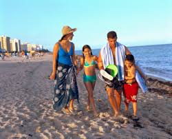 big family vacation spots for less