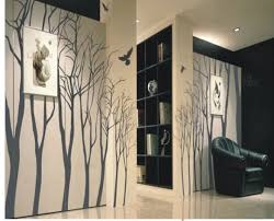tree wall decals wall stickers nature room decor 14 winter zoom