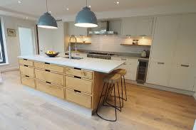wood kitchen cabinets uk bespoke wooden handleless kitchens true handleless